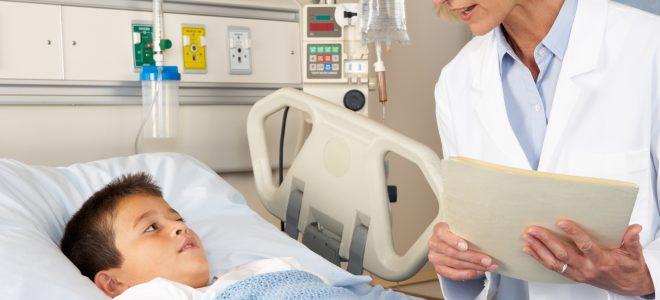 Цирроз печени у ребенка