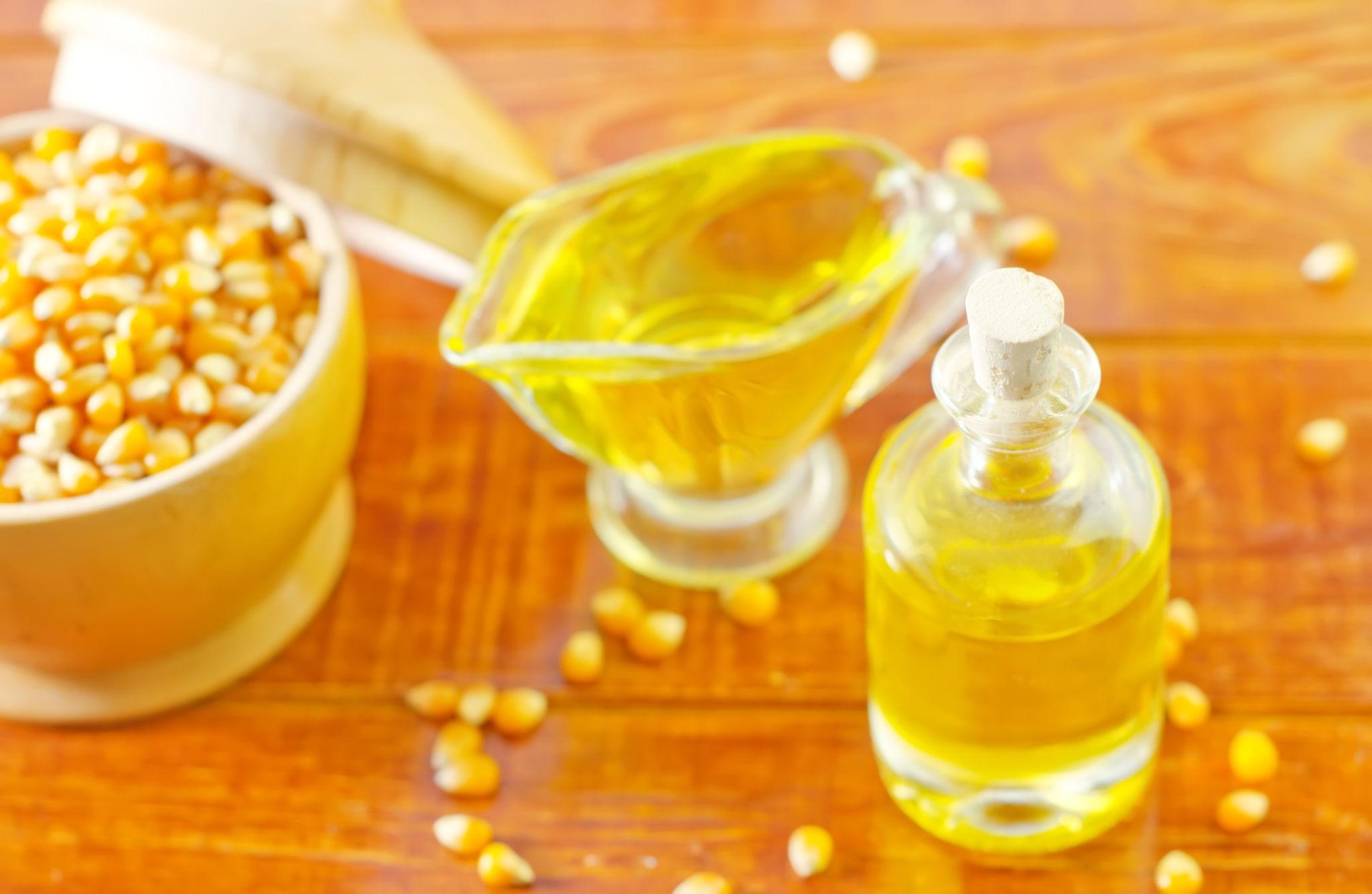 Кукурузное масло: польза и вред, применение в кулинарии и 80