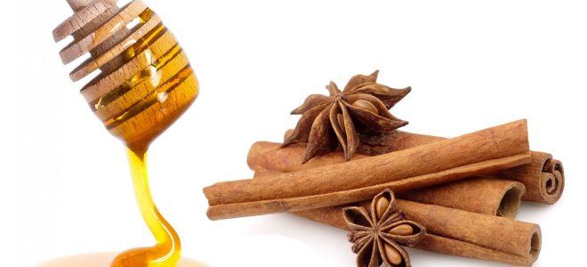 Корица с медом для снижения холестерина