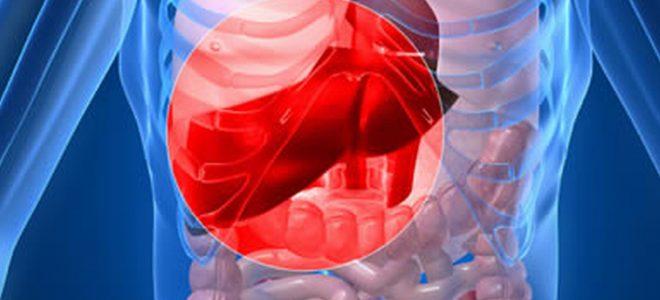 Симптомы и лечение воспаленной печени
