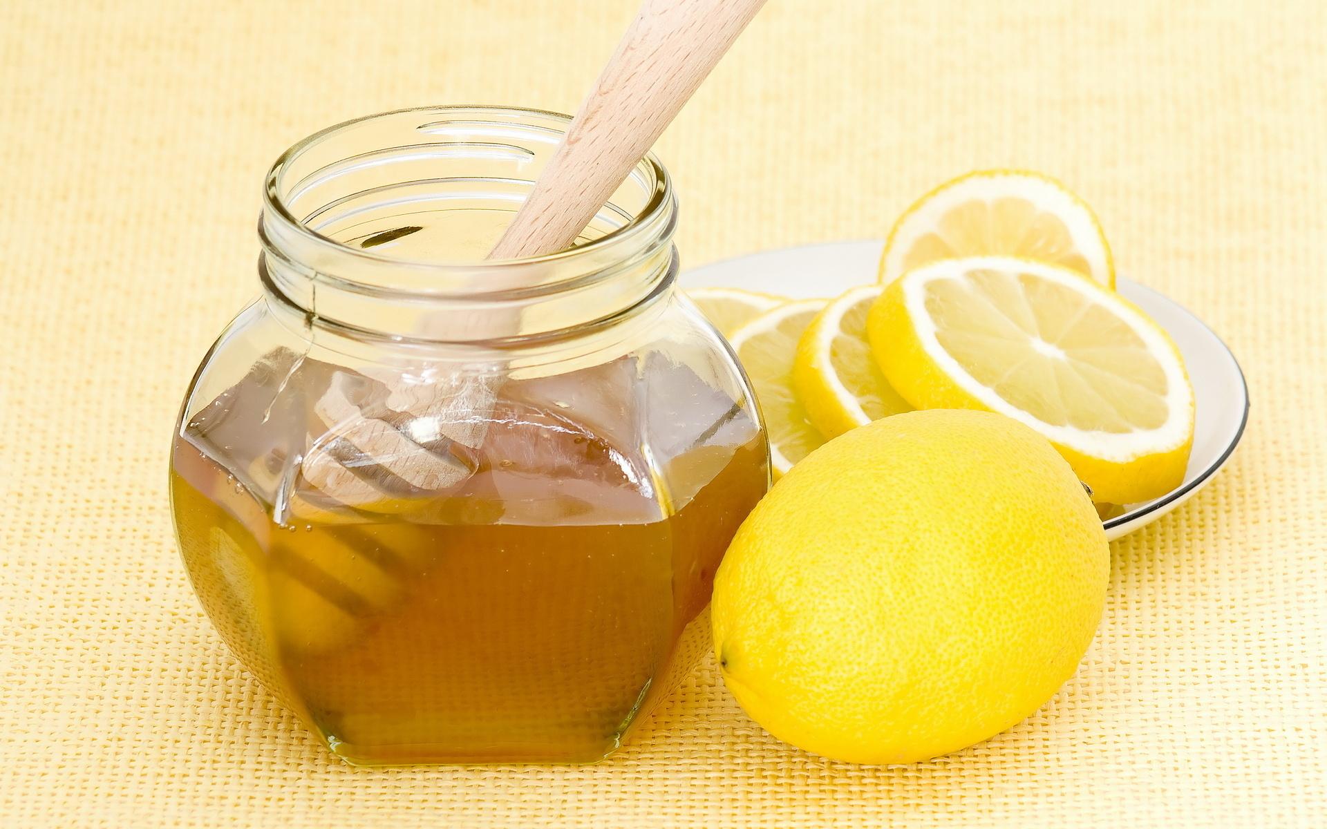 вода с медом и лимоном натощак рецепт