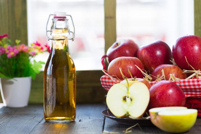 Яблочный уксус для лечения печени