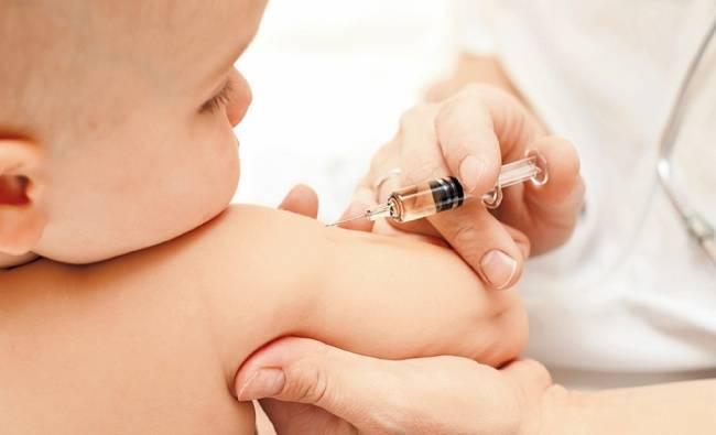 Прививка против гепатита В