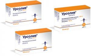 Лекарства для печени